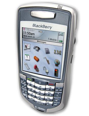 BlackBerry 7100t / 7105t
