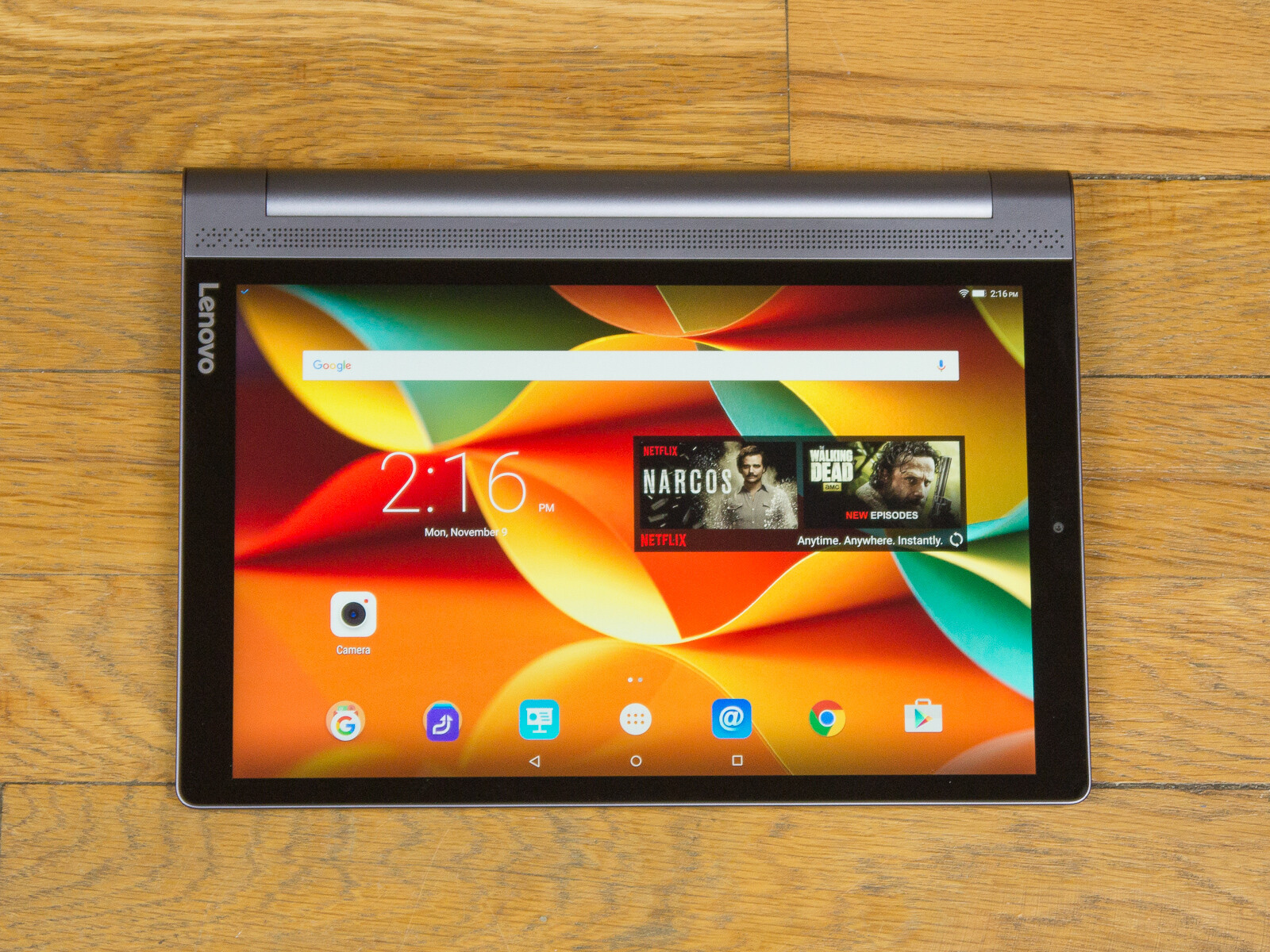 Lenovo Yoga Tab 3 Pro: the Review