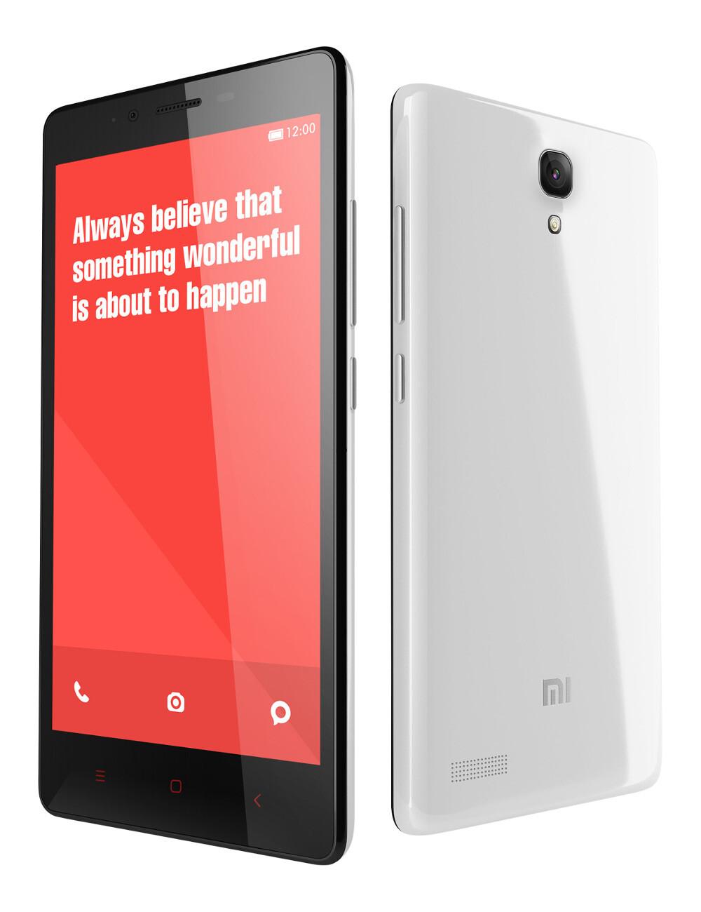 Xiaomi Redmi Note Prime Photos 2