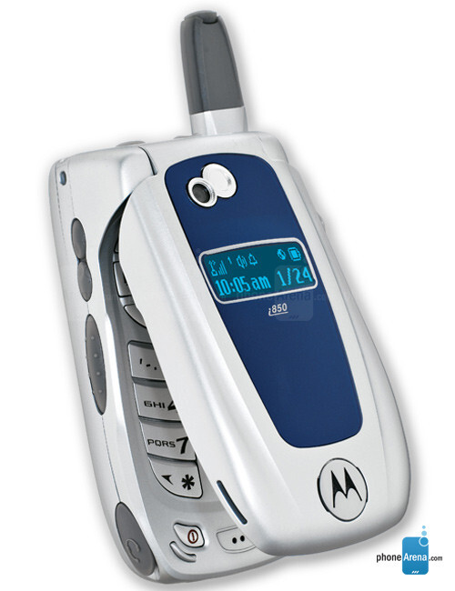 motorola i850 full specs Motorola Radios Motorola I890