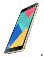 The Samsung Galaxy A9 in pictures