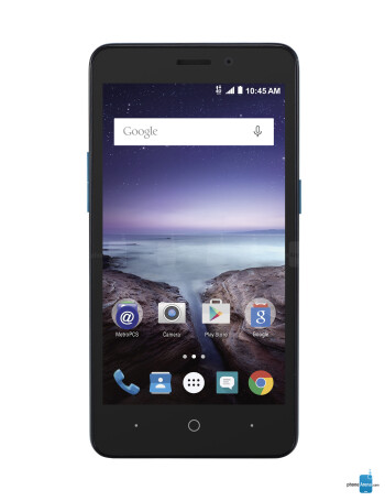 out zte avid plus memory used hand out