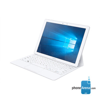 The Samsung Galaxy TabPro S in pictures