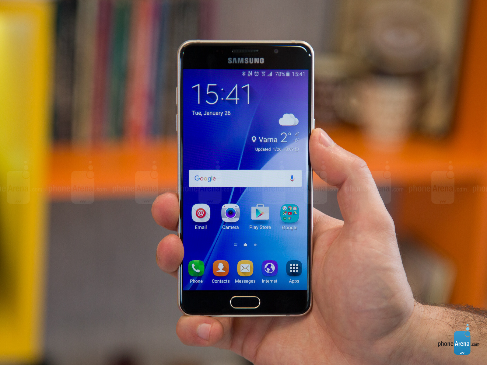 Samsung Galaxy A5 2016 Photos