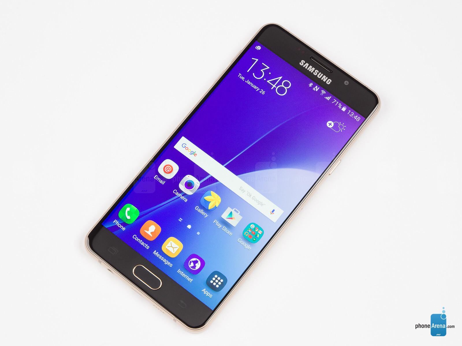 Samsung Galaxy A7 2016 Photos