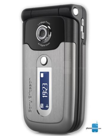Sony Ericsson Z550a / Z550