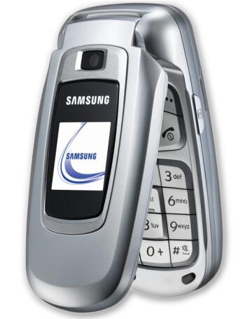 Samsung SGH-X670