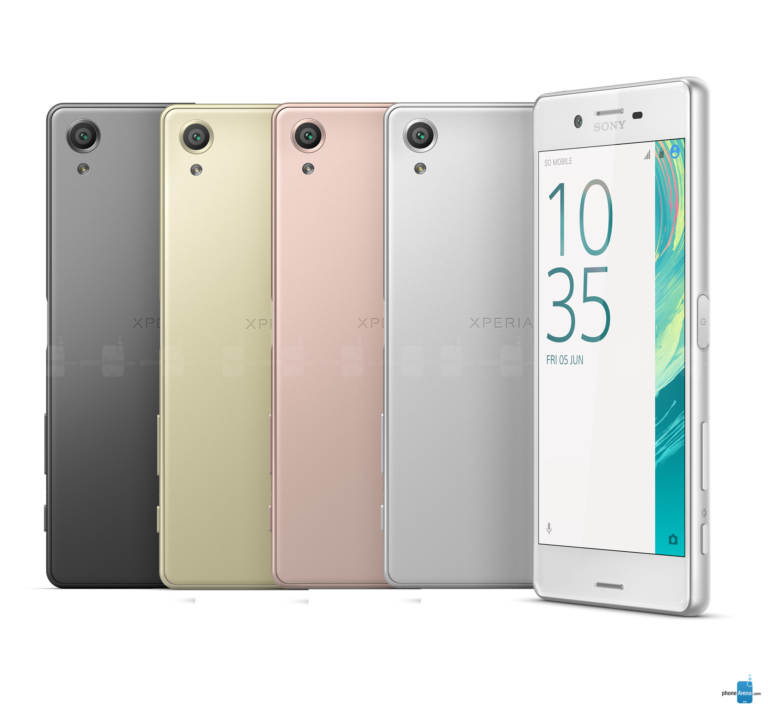 sony xperia x specs. Black Bedroom Furniture Sets. Home Design Ideas