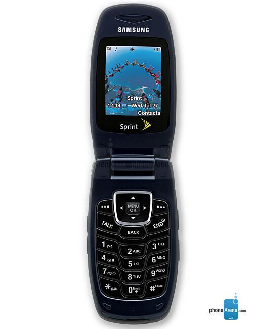 samsung sph a640 photos rh phonearena com Samsung SGH-D807 Samsung SGH-C417