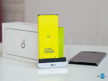 The LG G5 in pictures