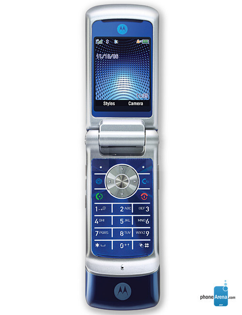 Motorola Krzr K1 Specs