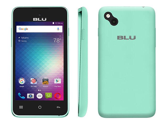 Blu Advance 4 0 L2 Specs