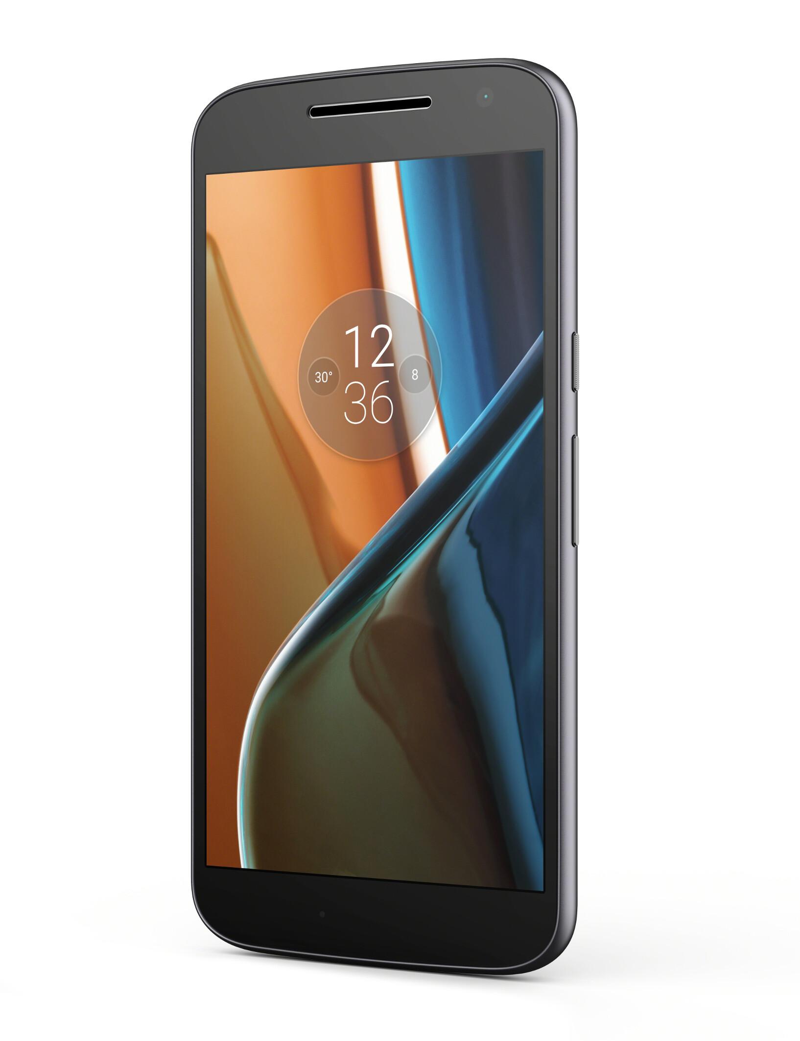 Motorola Moto G4 specs