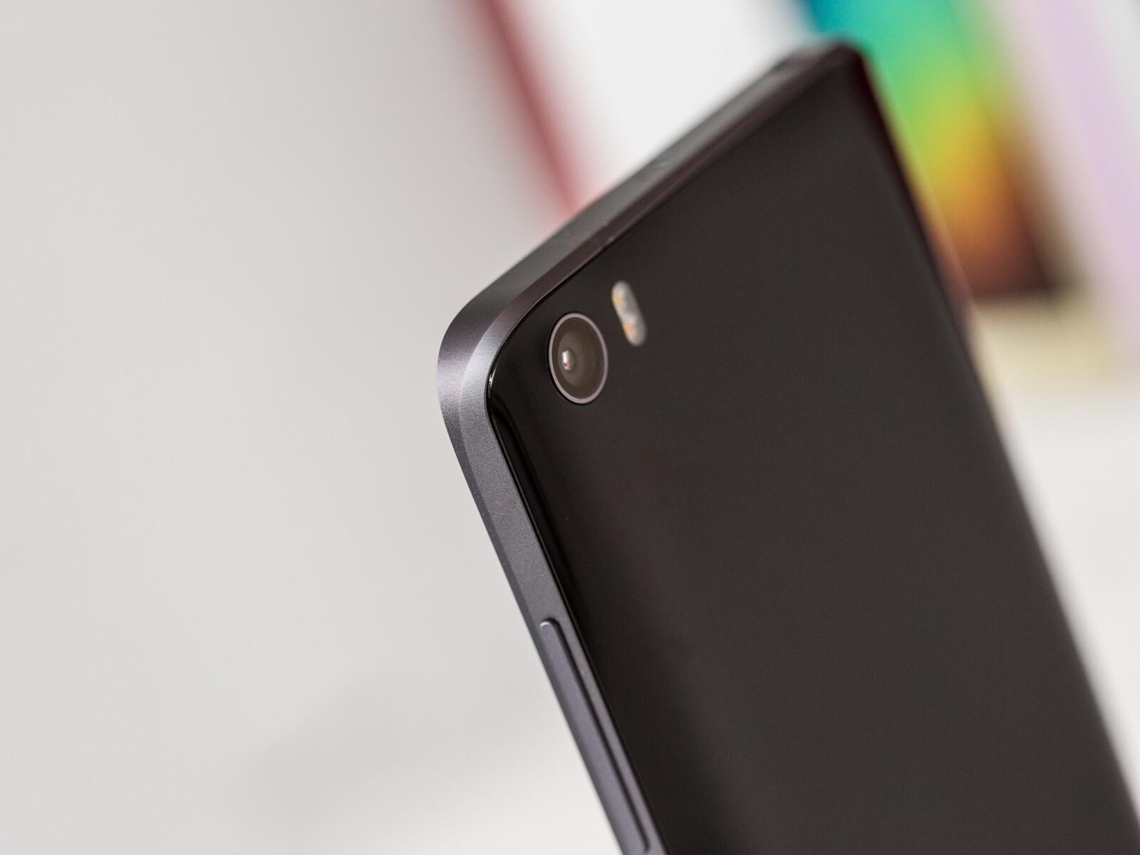 Xiaomi Mi 5 Photos