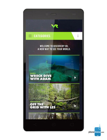 Yezz Andy 5.5T LTE VR