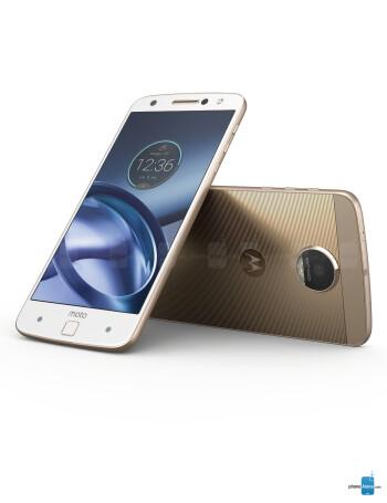 Motorola Moto Z Droid Edition