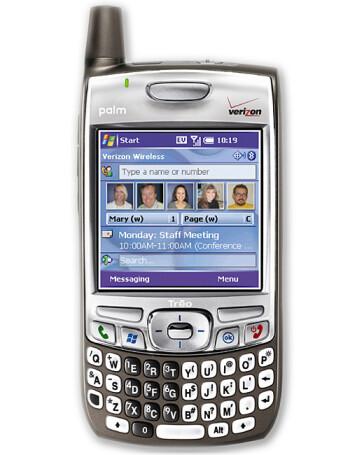 palm treo 700w 700wx specs rh phonearena com Palm Treo 680 Palm Treo 600