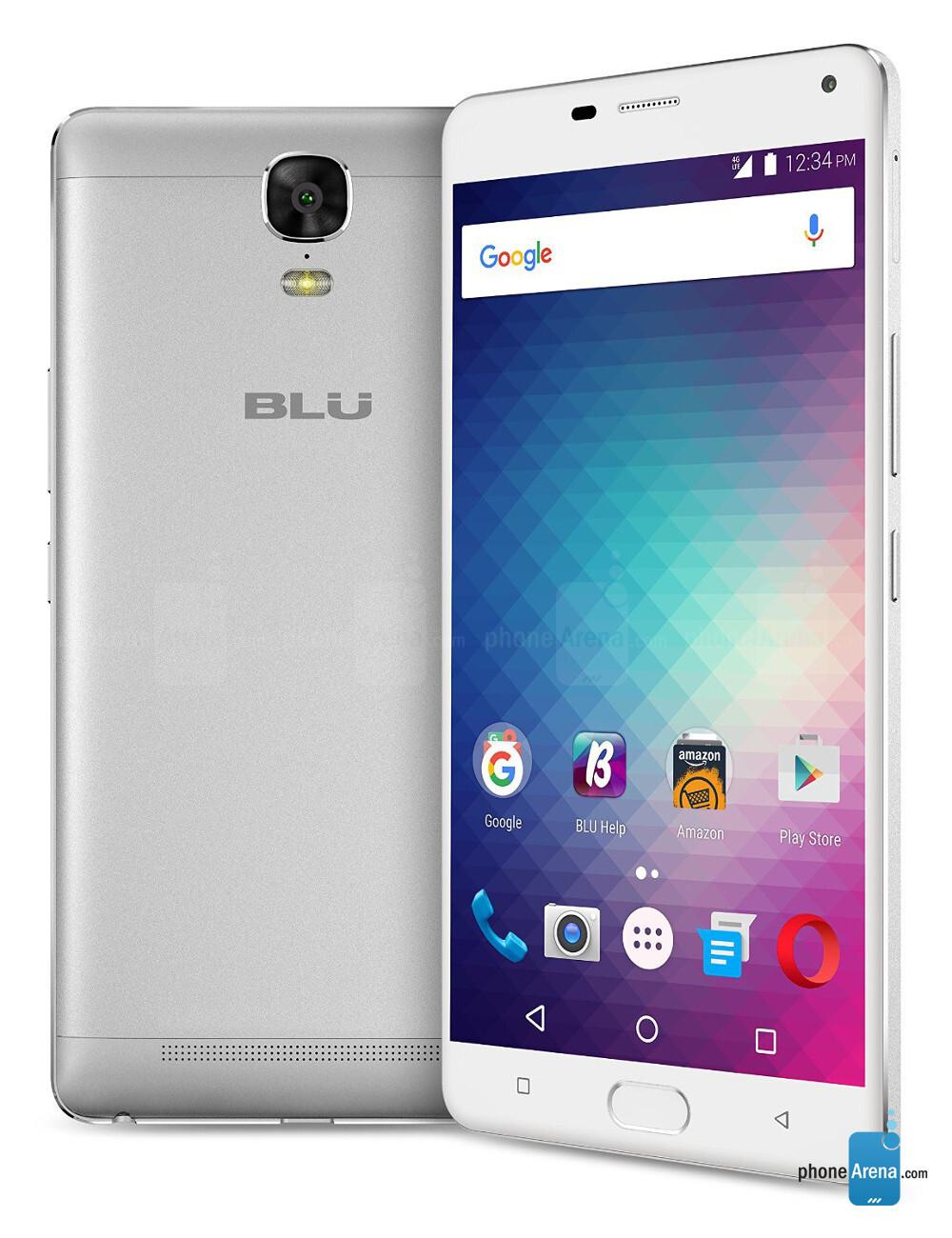 Compare The Market Phones >> BLU Energy XL specs
