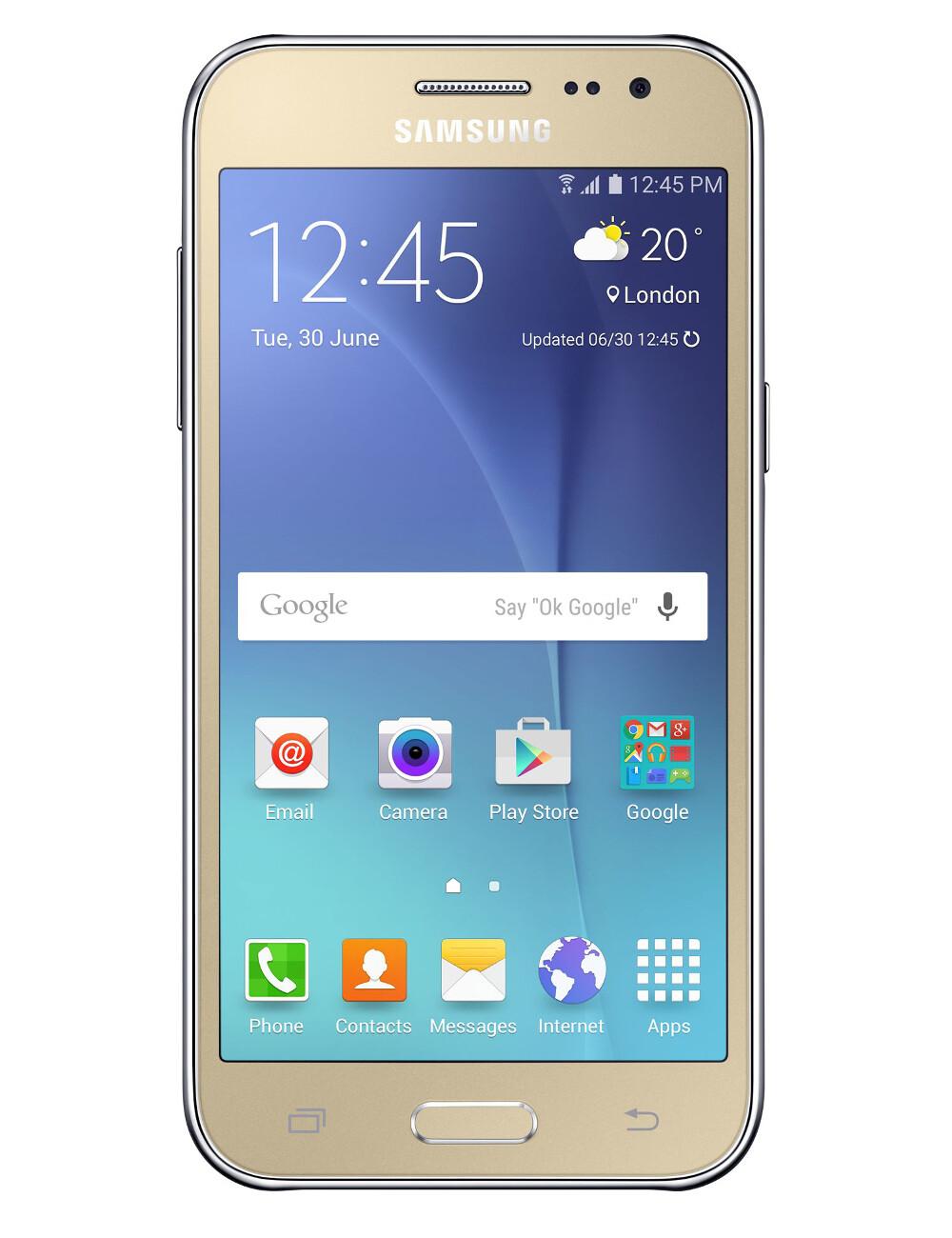 Samsung Galaxy J2 Full Specs