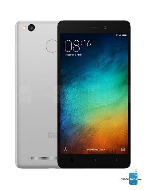 Компания Xiaomi разрабатывает бюджетный смартфон Redmi 3S Plus