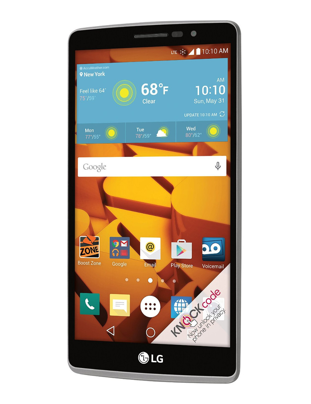 Lg G Stylo Smartphone With 5 7 Inch Display For Boost Manual Guide