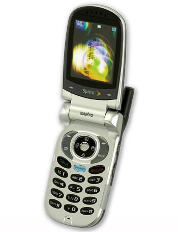Sanyo SCP-8400