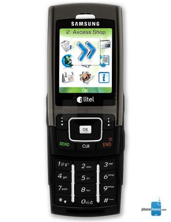 Samsung SCH-U420 Nimbus