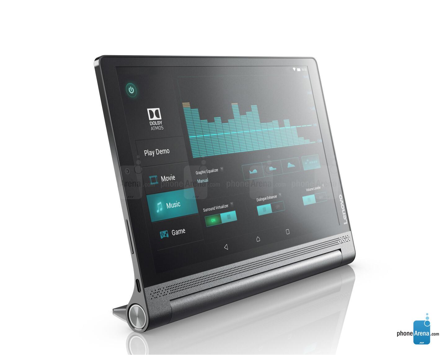 Lenovo Yoga Tab 3 Plus Specs