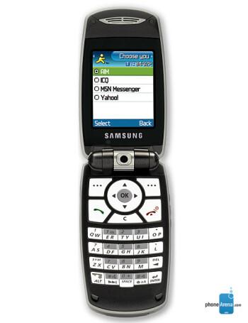 Samsung SGH-T719 specs