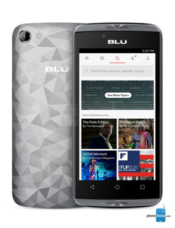 BLU Energy Diamond Mini