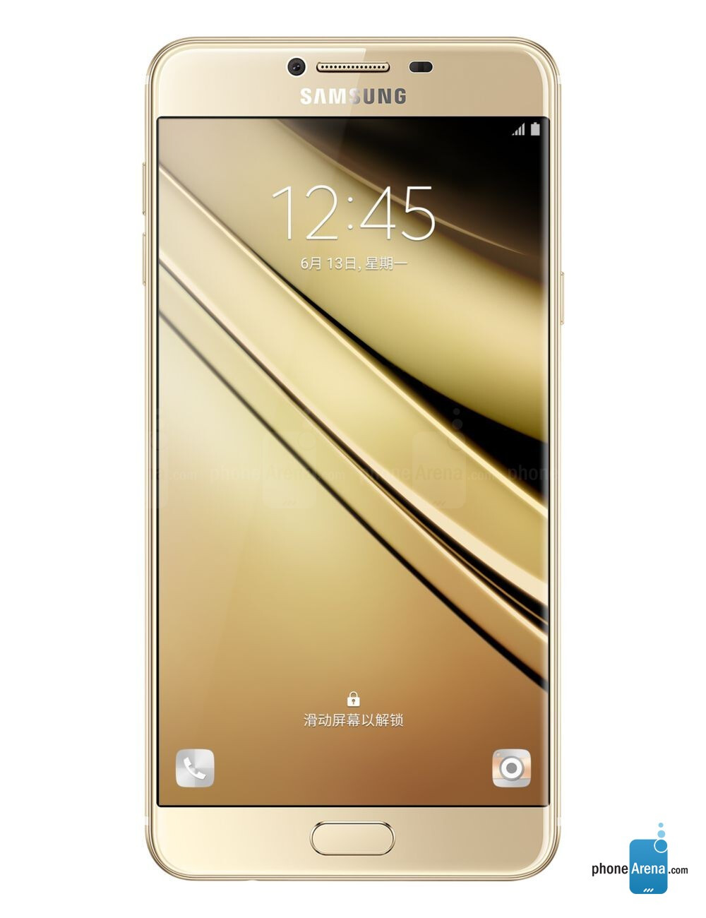 Samsung's Galaxy C7 Pro is a 5.7-inch phablet likely to be ...