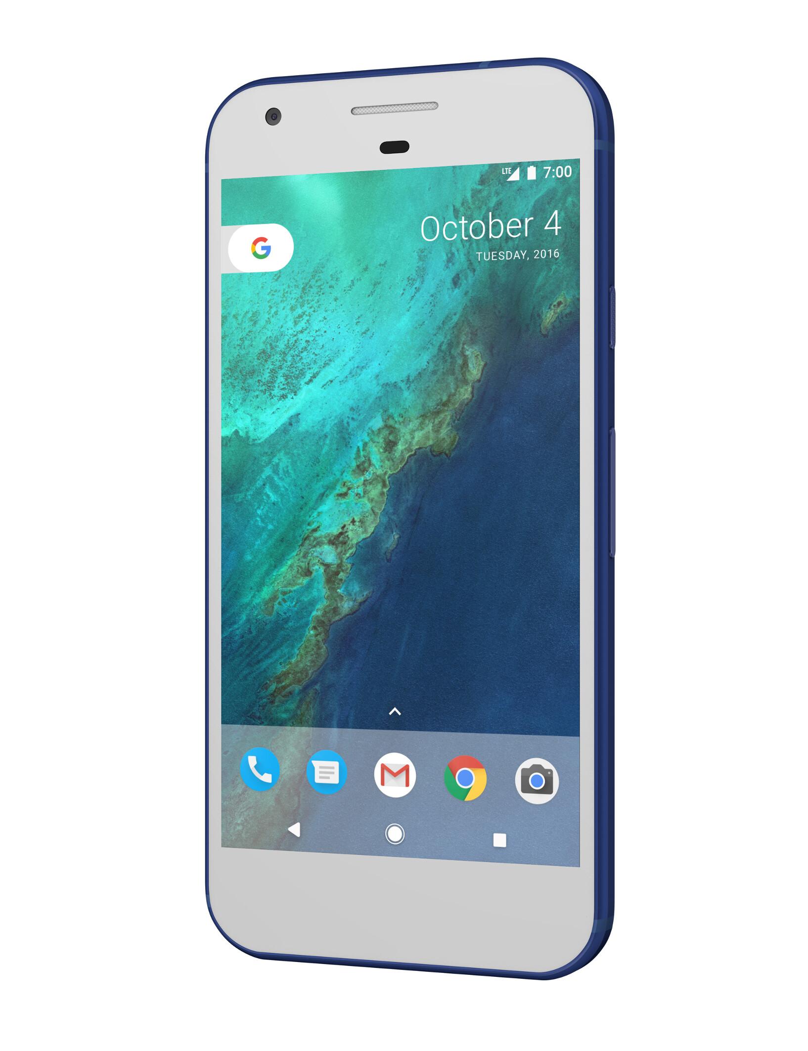 Google pixel specs for Goodl