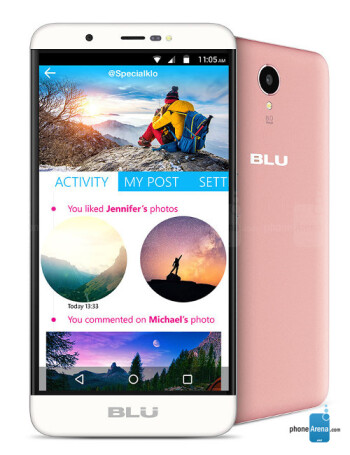 BLU Energy X Plus 2