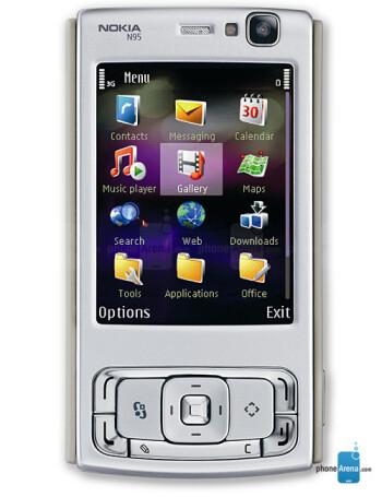 N95 Nokia Specs - Phonearena