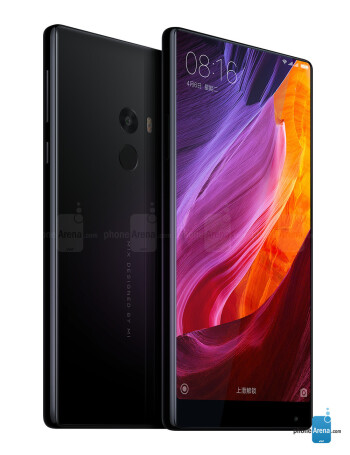 The Xiaomi Mi MIX in pictures