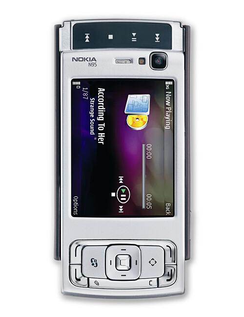 Nokia N95 Specs