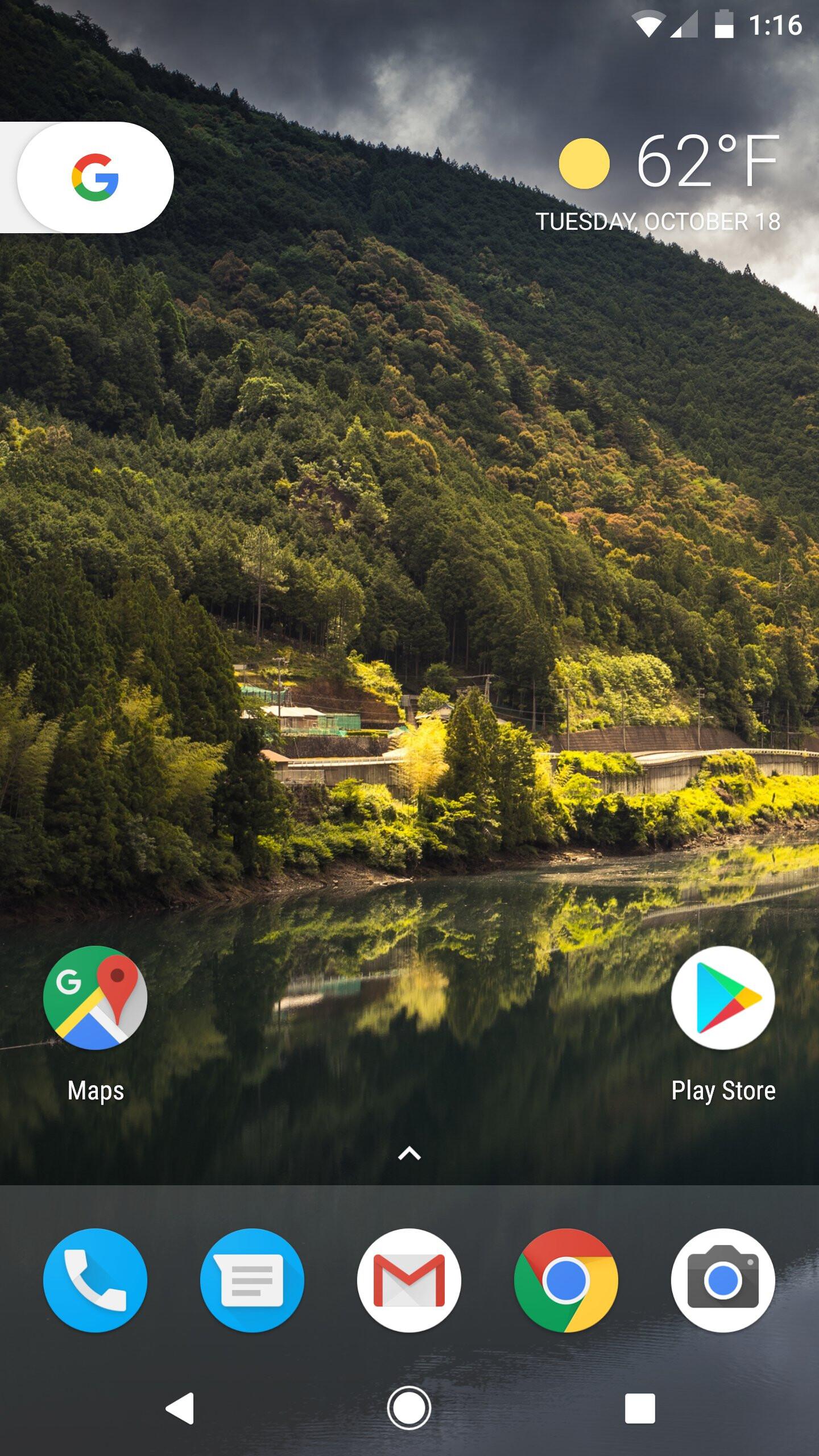 google pixel and pixel xl size  parison versus iphone 7