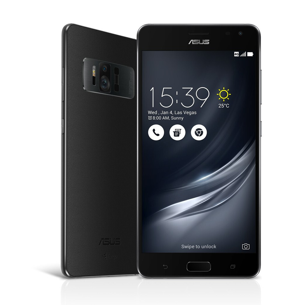 Анонс четвертого поколения телефонов Asus ZenFone ожидается вконце весны