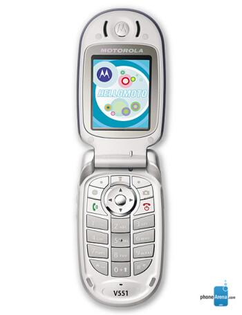Motorola V551 / V547 / V555 / V330 / V540