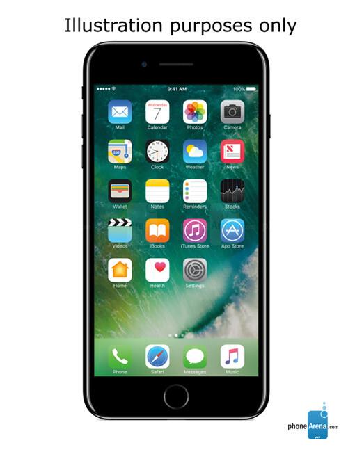 apple iphone 7s plus full specs. Black Bedroom Furniture Sets. Home Design Ideas