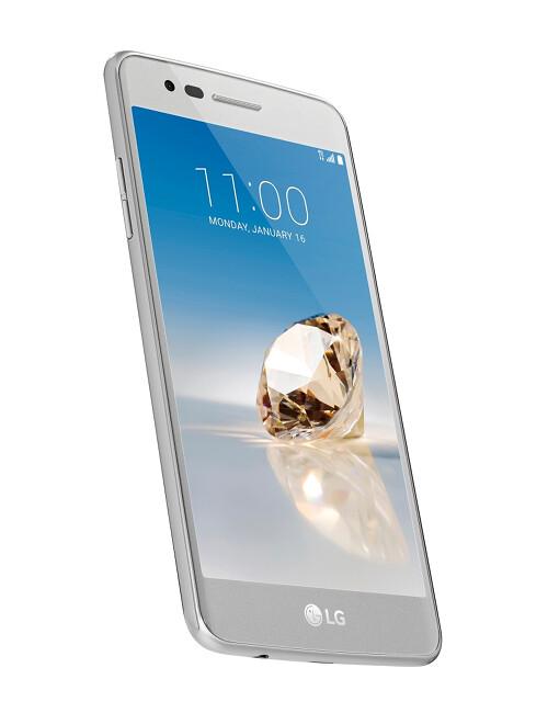 LG Aristo MS210 - 16GB - Silver (MetroPCS) Smartphone