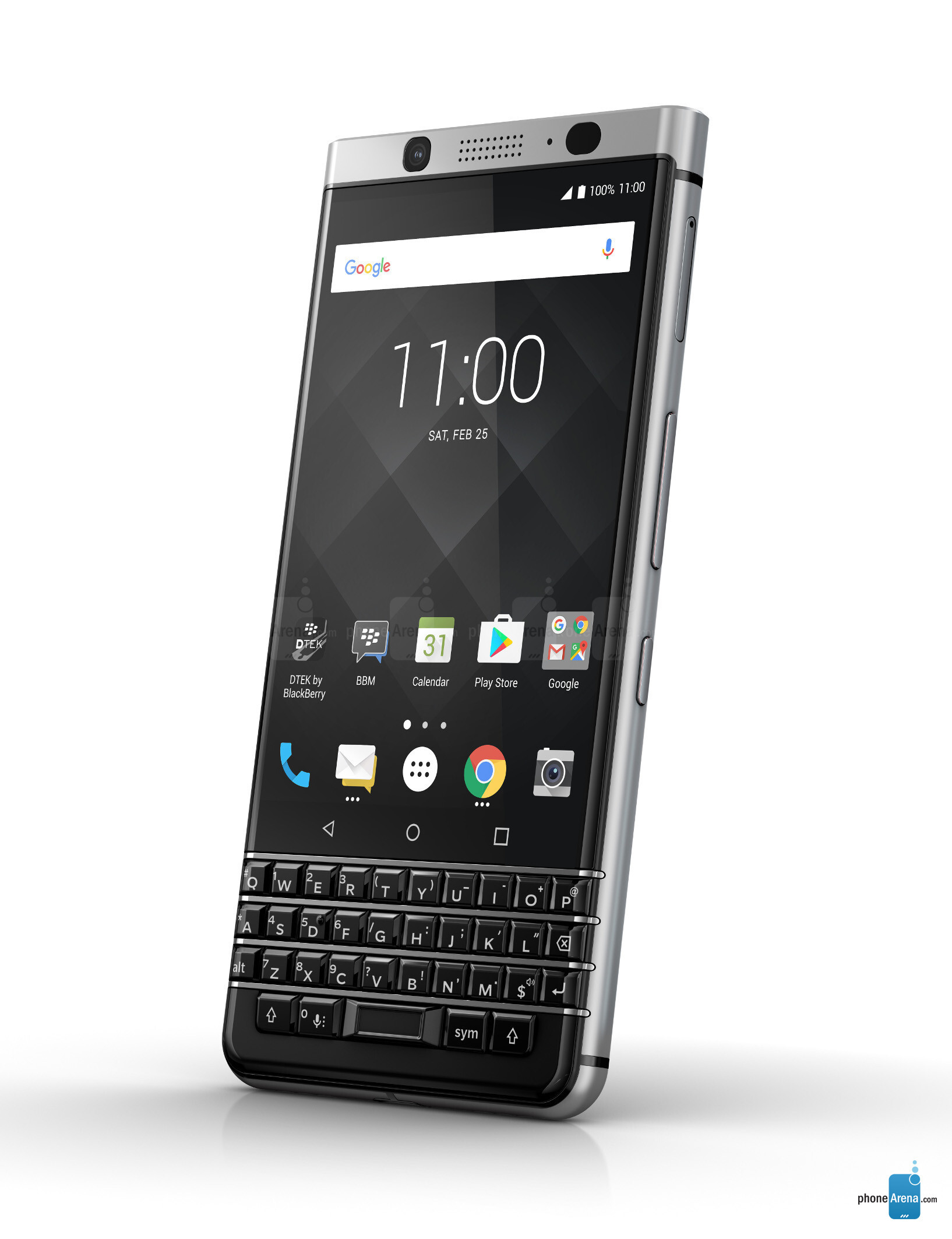 BlackBerry KEYone specs