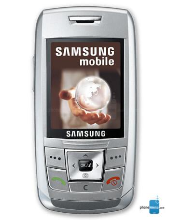 Samsung SGH-E250