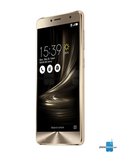 Asus Zenfone 3 Deluxe Zs550kl Specs