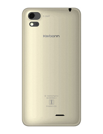 Karbonn Aura Sleek 4G