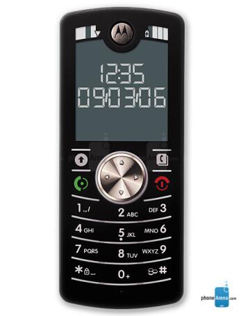 Motorola MOTOFONE F3
