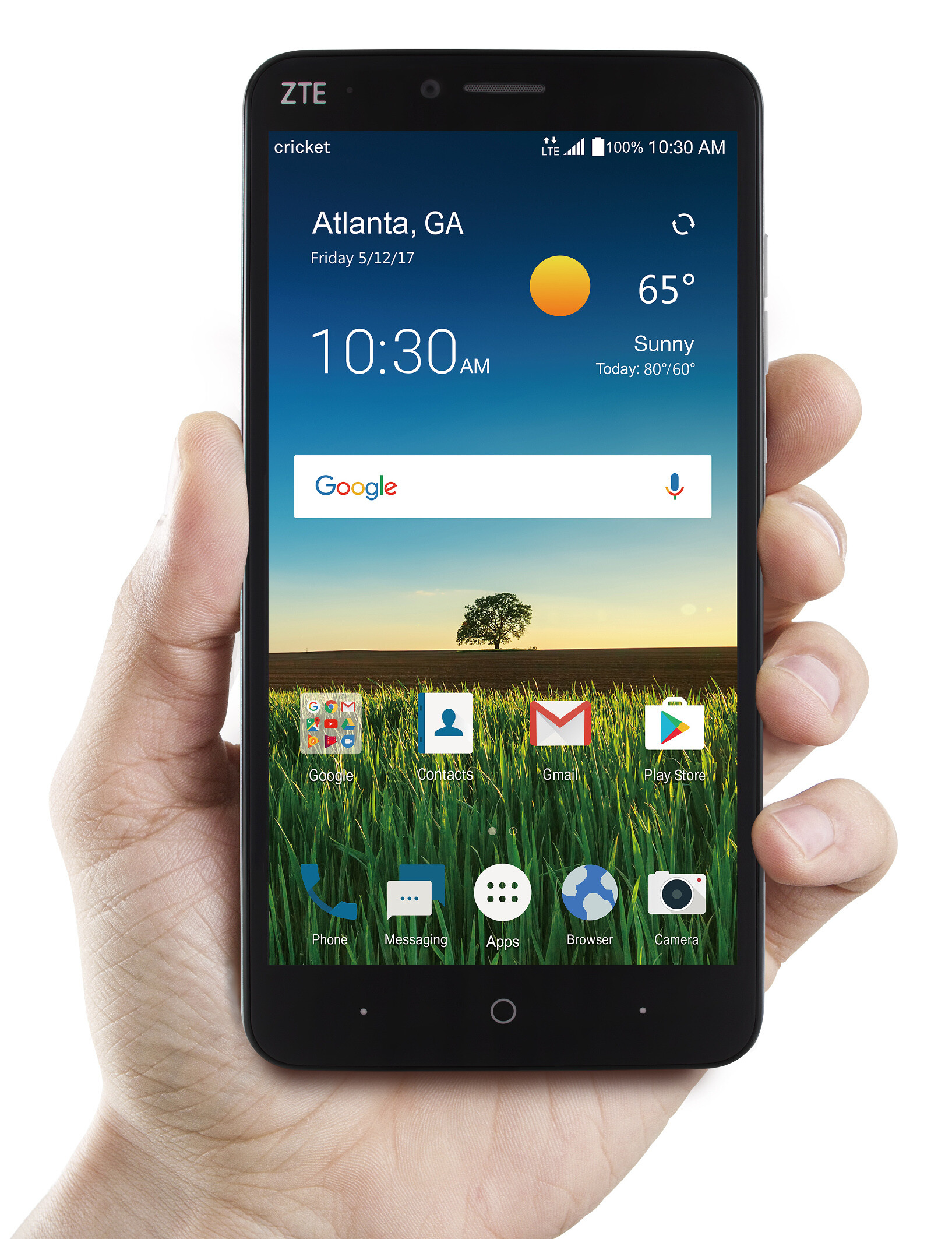 zte blade x max review values below one
