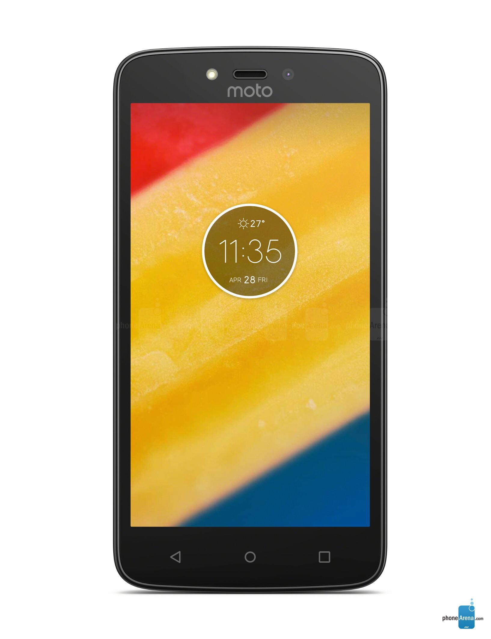 Motorola Moto C Plus specifications