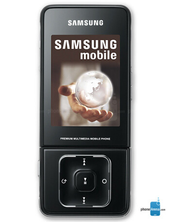 Samsung SGH-F500 Ultra Video specs