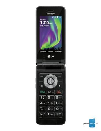 Picture of LG Exalt LTE